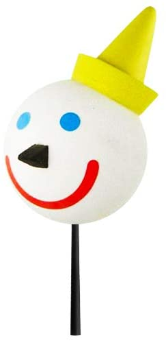 Jack in the Box Antenna Ball
