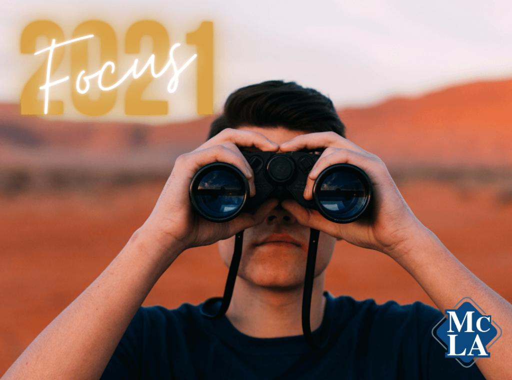 Focus on 2021